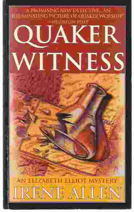 Image for QUAKER WITNESS