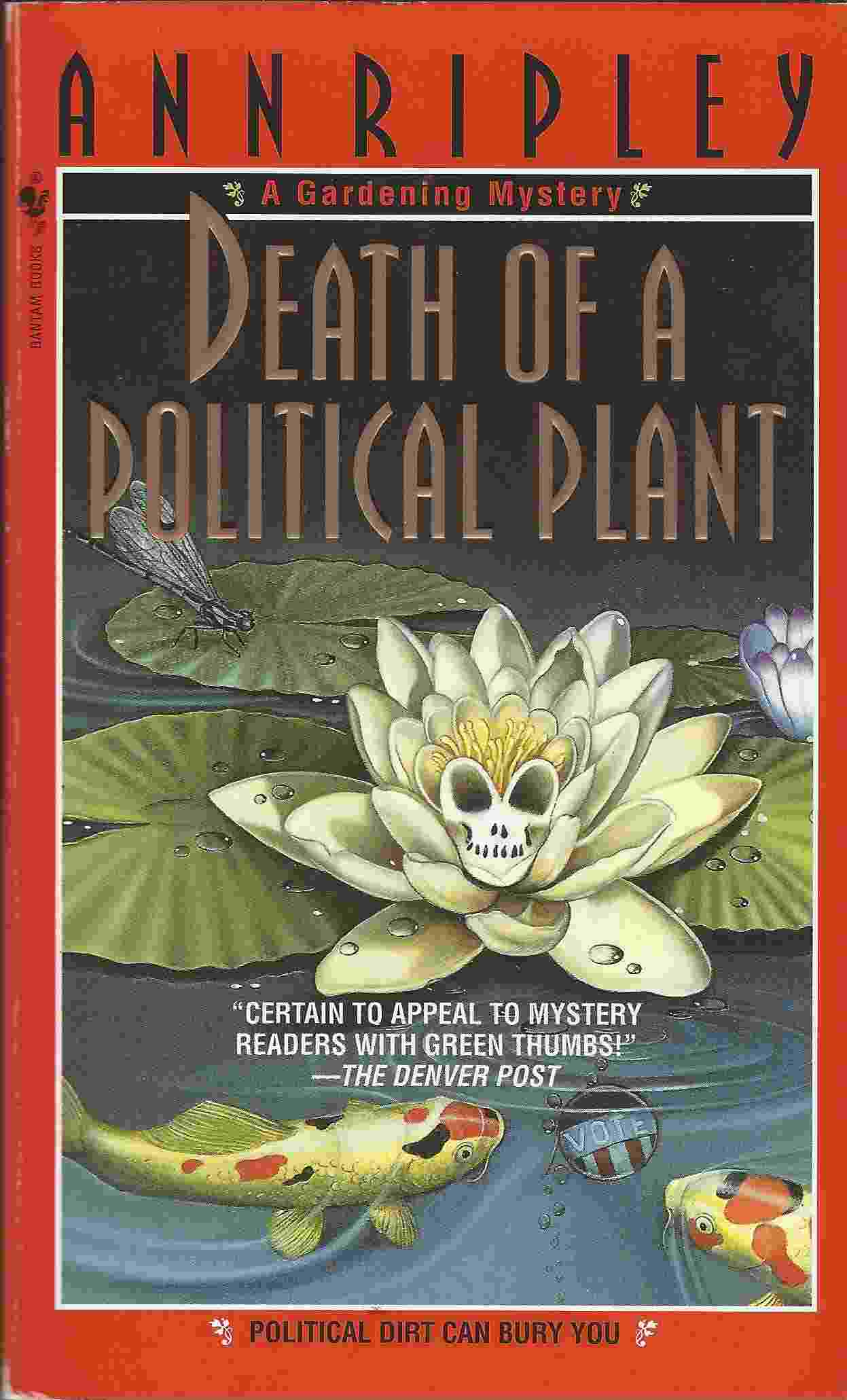 Image for DEATH OF A POLITICAL PLANT