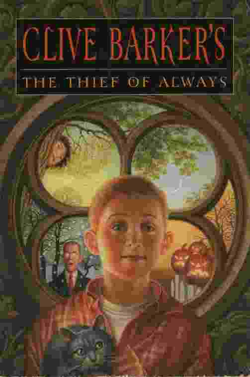 Image for THE THIEF OF ALWAYS