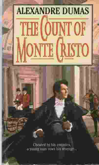 Image for THE COUNT OF MONTE CRISTO [ABRIDGED]