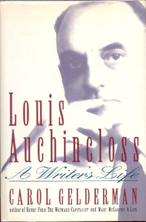 Image for LOUIS AUCHINCLOSS: A WRITER'S LIFE